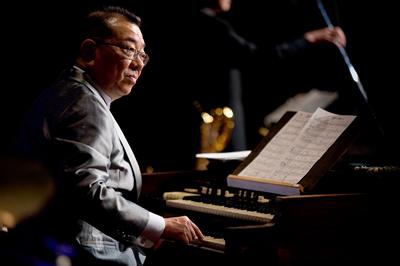 Jazz organジャズオルガン
