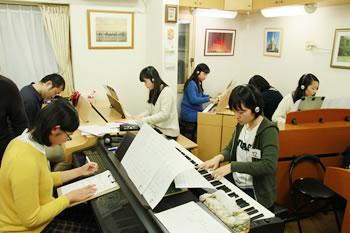 ミュージックトレーニング(ソルフェージュ)大会